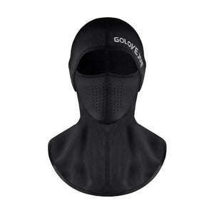 Winter Cycling Mask Thermal Keep Warm Windproof Half Face Sport Mask