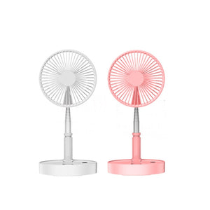 Telescopic Fan