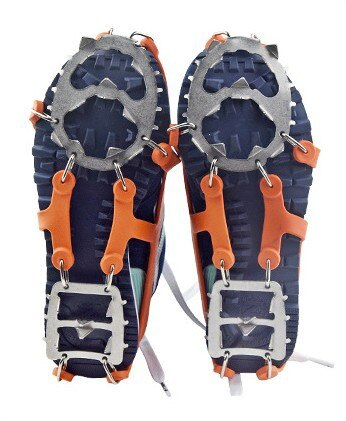 18 Teeth Snow Shoe Covers