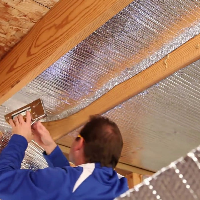 Installation Tips for Reflective Insulation and Radiant Barrier
