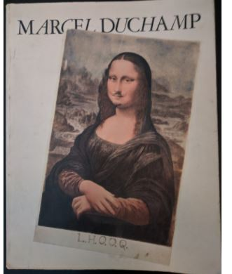 MARCEL DUCHAMP, EDITED BY ANNE D'HARNONCOURT AND KYNASTON MCSHINE