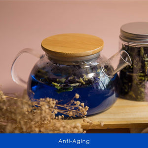 Butterfly Pea Tea - Brewiss Tea