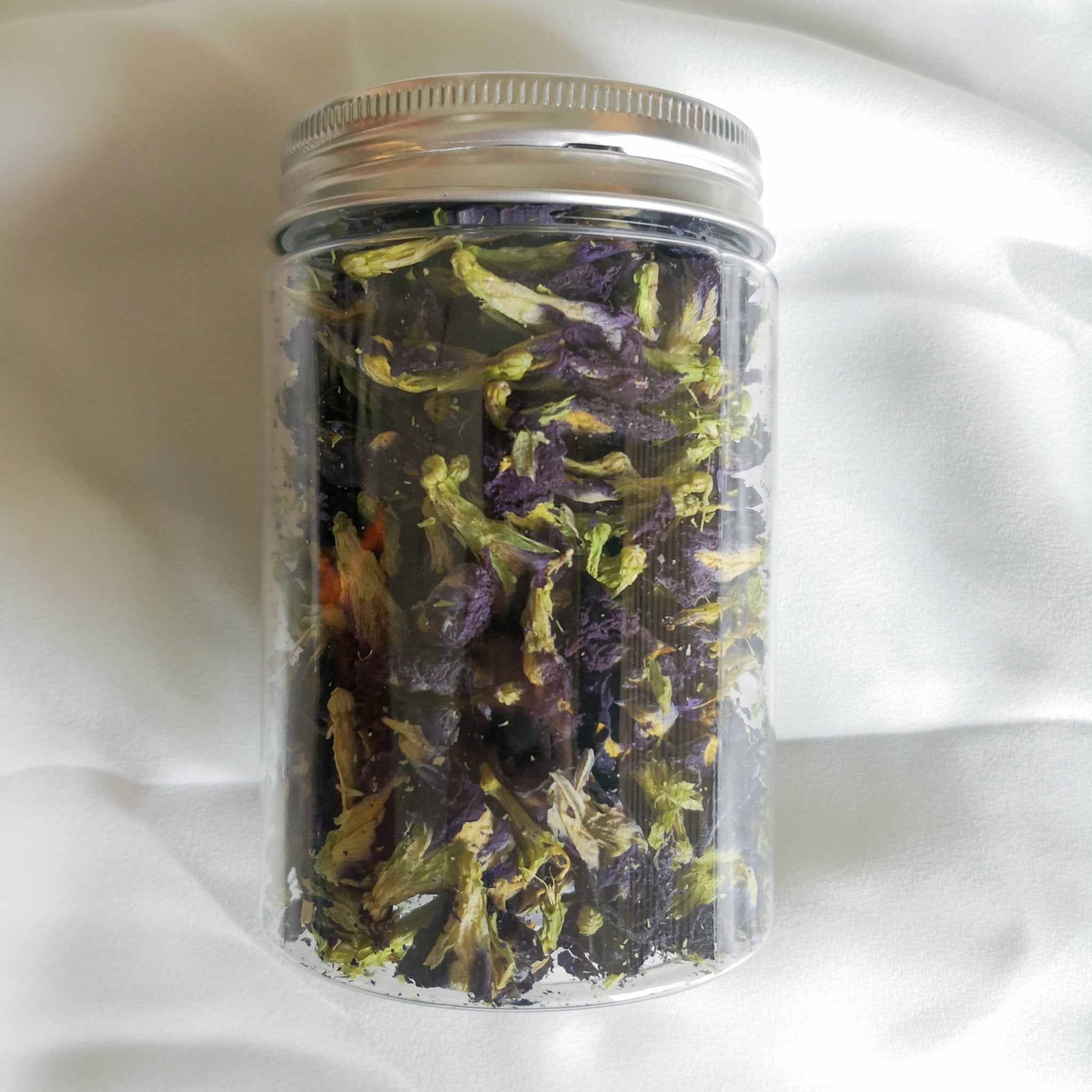Butterfly Pea Tea 蝶豆花茶 - Anti-Aging 延缓衰老 - Brewiss Tea