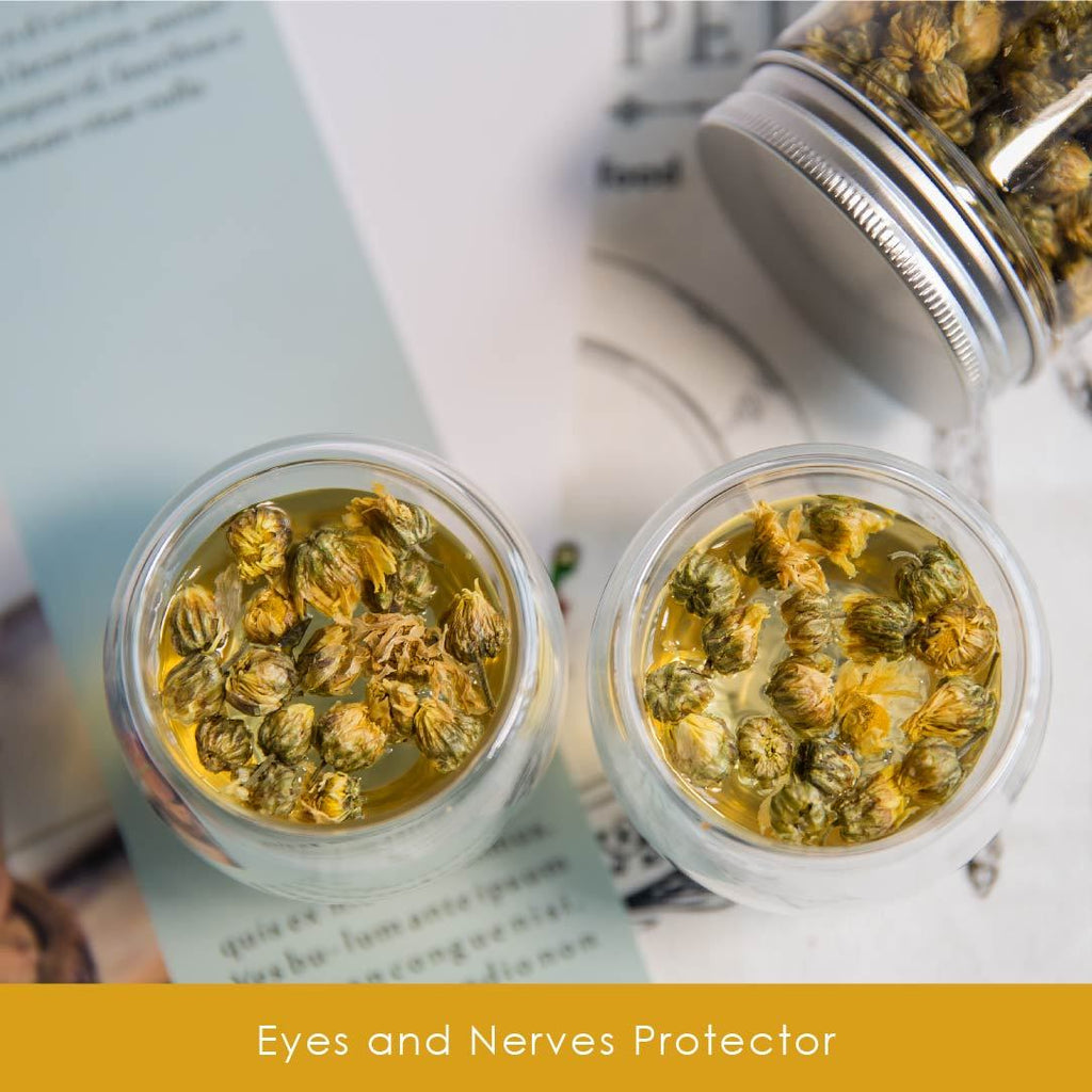 Chrysanthemum Bud Tea - Brewiss Tea