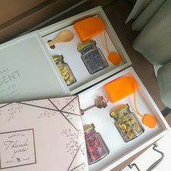 Me time teaset gift box