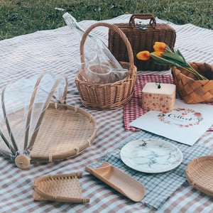 Picnic Set Rental B - 2-3 pax - Brewiss Tea
