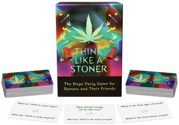 Think Like A Stoner Party Game