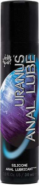 Wet Uranus Silicone Based Anal Lube 1oz