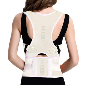 [Ready Stock]Magnetic Shoulder Belt Spine Support Back Braces For Pain Posture Corrector