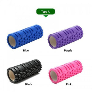 EVA Foam Yoga Massage Fitness Training Roller