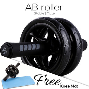 Advanced Stable Double Wheel AB Roller