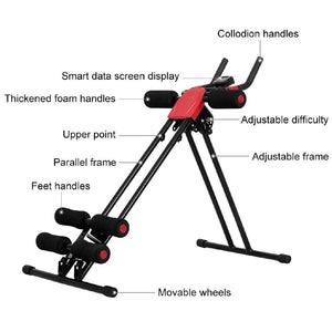 Cruncher Core & Abdominal AB Trainer Gym Home