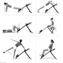 Load image into Gallery viewer, Cruncher Core & Abdominal AB Trainer Gym Home
