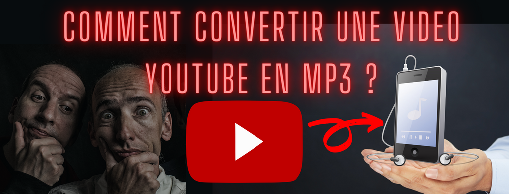 comment convertir une video youtube en mp3
