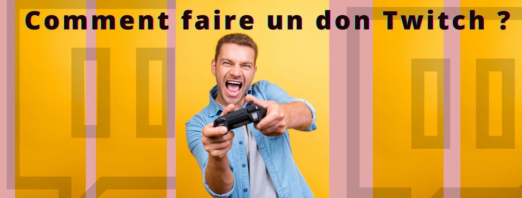 comment faire un don twitch