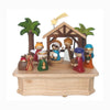 Cajita Musical Wooderful life - Pesebre Nativity