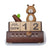 Wooderfull ife - Squirrel on branch cajita musical calendario