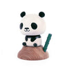 DECO Wooderful life– Bobbler Panda Spring Decorations