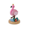 DECO Wooderful life– Bobbler Pink Flamingo Spring Decorations