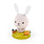 DECO Wooderful life– Bobbler Bunny Spring Decorations