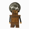 DECO Wooderful Life - Clip Robot Dark