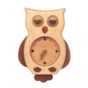 DECO Wooderful Life - Reloj de Pared Búho