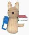 Figura DIY Wooderful life - Book Rabbit