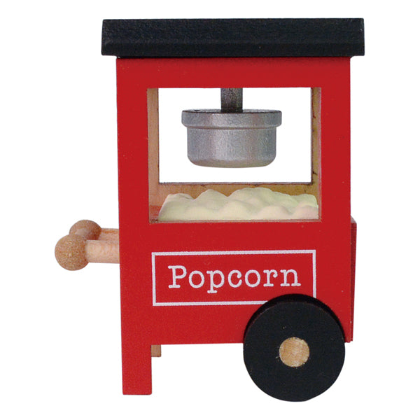 Figura DIY Wooderful life- Pop Corn Machine