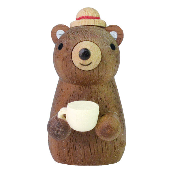 igura DIY Wooderful life- Bear Drinking (papá oso)