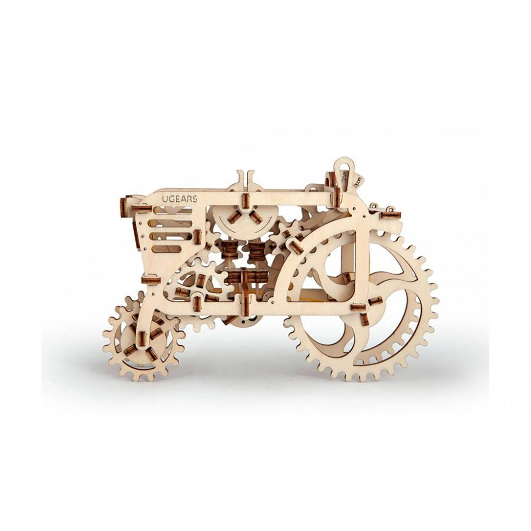 Puzzle 3D madera Ugears  - Tractor