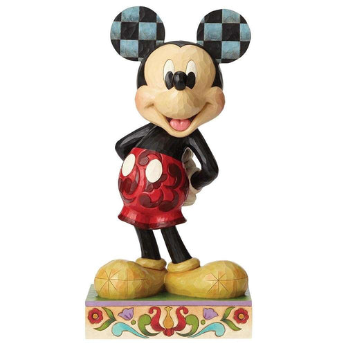 Enesco Traditions Mickey Mouse grosse Figur 63 cm 4056755