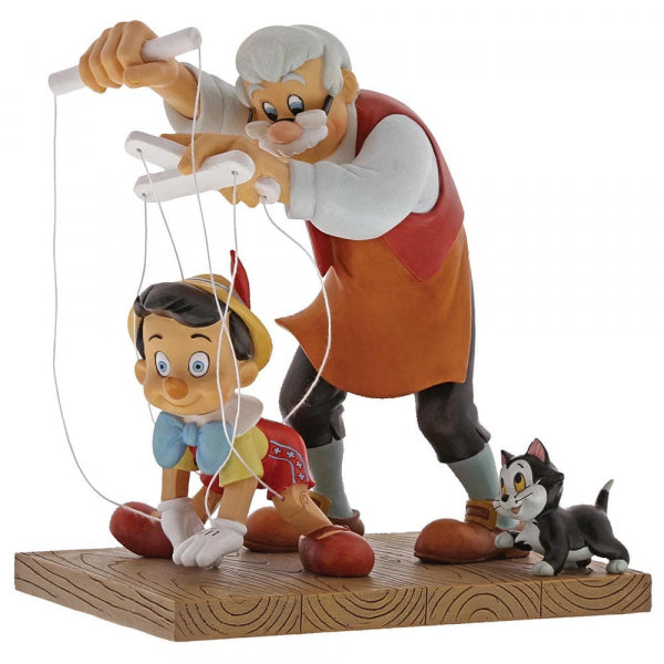 Enesco Disney Figur Enchanting : Pinocchio A29296