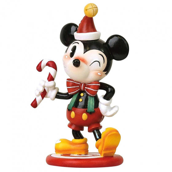 Disney Enesco Miss Mindy Showcase : 6003765 Mickey Mouse Chistmas