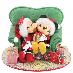 Disney Enesco Possible Dreams Weihnachten : Mickey & Minnie Mouse Perfect Gift 6003419