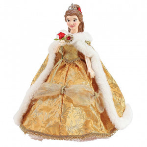 Disney Enesco Possible Dreams Weihnachten Tree Topper Weihnachtsbaumspitze : Belle 6003445