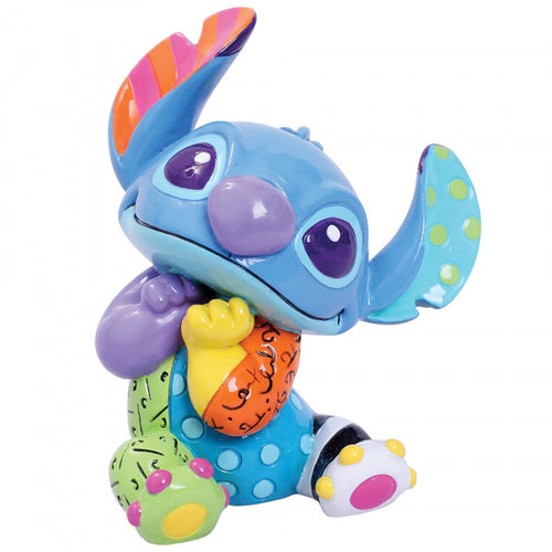 Disney Enesco Romero Britto Figur : Stitch