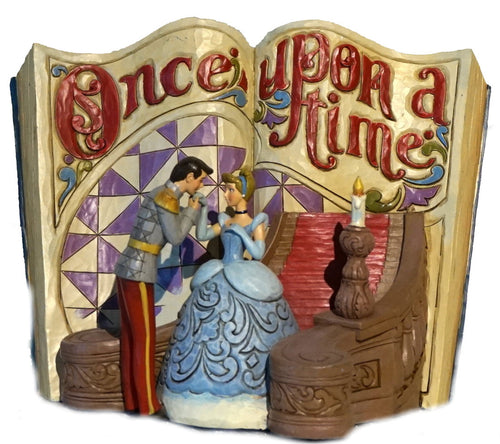 Disney Enesco Jim Shore Traditions Storybook 4031482 Story Book Cinderella 2019
