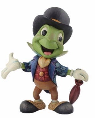 Disney Enesco Traditions Jim Shore 6005972 Pinocchio Jiminy Grille statement Figur