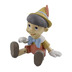 Disney Classic Figur WIDDOP Magical Moments : Pinocchio