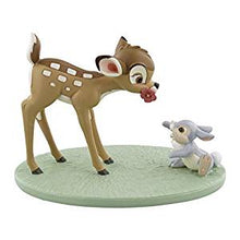 Laden Sie das Bild in den Galerie-Viewer, Disney Classic Figur WIDDOP Magical Moments : Bambi & Klopfer