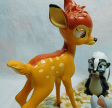 Laden Sie das Bild in den Galerie-Viewer, Disney Enesco Enchanting Pretty Flower (Bambi, Thumper & Flower Figurine) A28730