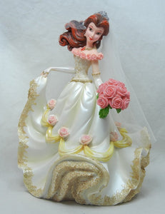 Disney Figur Showcase Enesco Haute Couture Hochzeits Belle