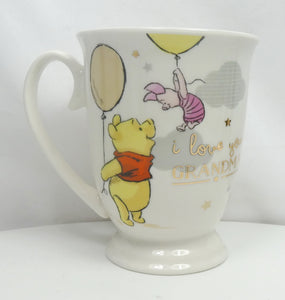 Disney MUG Kaffeetasse Tasse Pott Teetasse Widdop Magical Moments : Winnie Pooh & Piglet