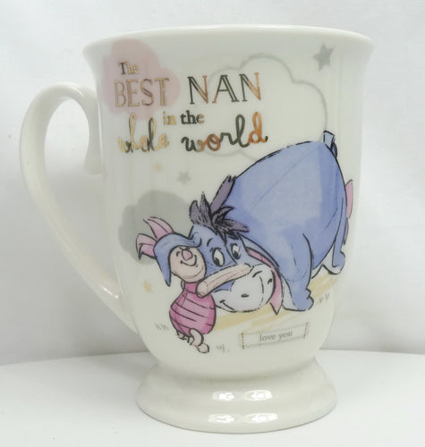 Disney MUG Kaffeetasse Tasse Pott Teetasse Widdop Magical Moments : Winnie Pooh eeyore &Piglet