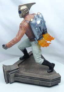 Rocketeer Premier Collection Statue Rocketeer 28 cm