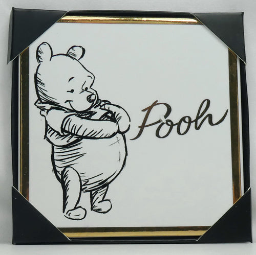 Disney Widdop Keramik Untersetzer Magical Moments : Winnie Pooh Pooh