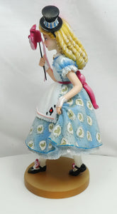 Disney Showcase Enchanted Objects Statue Alice im Wunderland Masquerade 4050318
