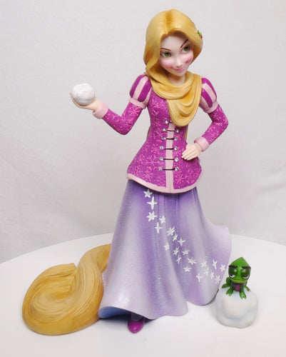 Disney Enesco Showcase Figur Couture de Force Rapunzel 6006275