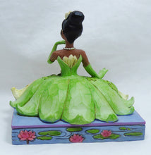 Laden Sie das Bild in den Galerie-Viewer, Disney Traditions Jim Shore Figur : Prinzessin Tiana 6001279 Be Independent