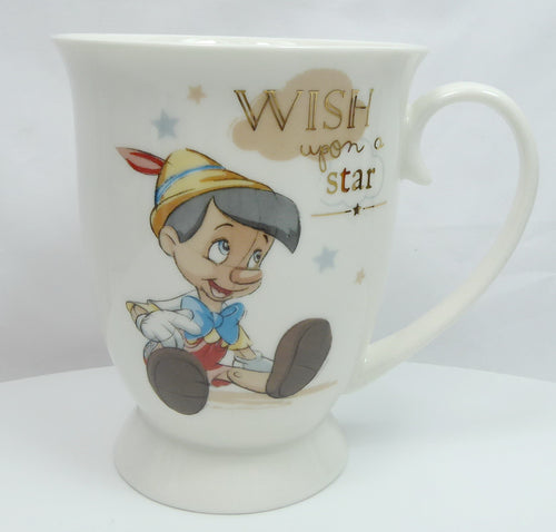 Disney MUG Kaffeetasse Tasse Pott Teetasse Widdop Magical Moments : Pinocchio